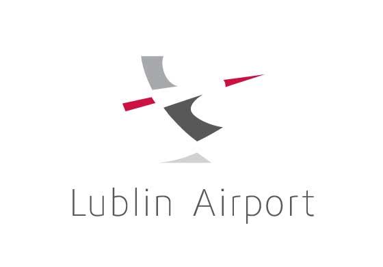 Logo Port Lotniczy w Lublinie